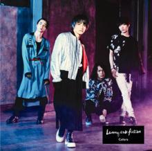 Lenny code fiction、3rdシングル「Colors」ジャケ写でメンバー初登場