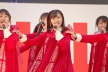 NGT48がメジャーデビューに向け、地元イベントで躍動