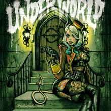 VAMPS、ニューアルバム「UNDERWORLD」がiTunesにてプレオーダースタート