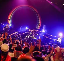 ハジ→、ツアーファイナルにRED RICE(湘南乃風)&CICO(BENNIE K)がサプライズで登場