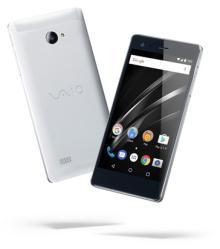 VAIO、デュアルSIMデュアルスタンバイ対応のSIMフリースマホ「VAIO Phone A」を発売