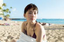 綾瀬はるか、ハワイで美バストちらり 野生児に戻る?今日一番読まれたニュースランキング【エンタメTOP5】