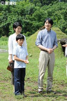 秋篠宮ご夫妻の3・11追悼出席、皇太子ご夫妻もガッカリ