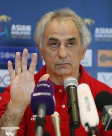 日本、敵地で大一番=24日未明UAE戦-サッカーW杯予選