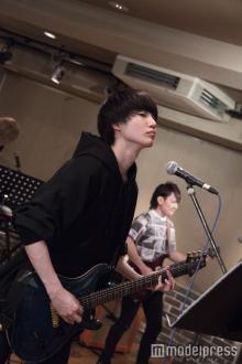 役者・桜田通、今年も本気でライブやる!汗にじむリハに潜入 ファン、バンドメンバー、マネージャー…全てがチームに