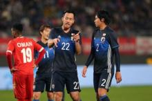 日本代表の吉田麻也、完全アウェーで白星狙う「勝ってW杯に近づきたい」