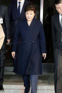 大統領選への影響最小限に=朴氏、来月中旬までに起訴か-韓国検察