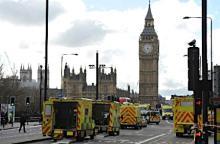 ロンドンでテロ、4人死亡