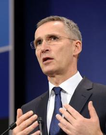 外相理の日程変更検討=米国務長官と合意-NATO総長