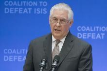 IS掃討、圧力強化=ワシントンで有志連合閣僚会合-米国務長官
