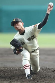 作新学院、着実に得点=高校野球・作新学院-帝京五