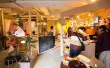 ビル1階の空室スペースが0.5坪のお店が集う場に。「バザール千駄木」に行ってみた