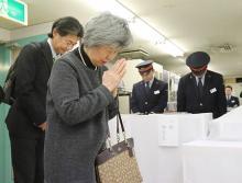 地下鉄サリンから22年=犠牲者を追悼-東京