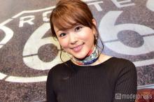 本田朋子、夫・五十嵐圭選手との夫婦円満の秘訣は?ペアルックはする?「まだ新婚気分」 モデルプレスインタビュー