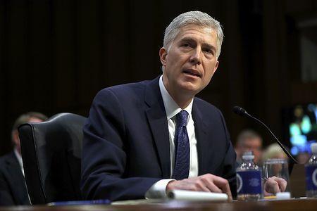 最高裁判事人事の審議開始=米大統領指名の保守派-上院