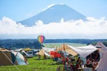 食べて!遊んで!アゲて!泊って!国内最大級のキャンプフェス「GO OUT JAMBOREE 2017」