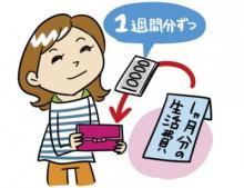 あら不思議! 6つの習慣で無理なく「貯め財布」になる