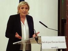 青春時代はクラブ通い=「既存政治打倒」で台風の目に-仏大統領選・極右ルペン氏