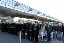 犠牲者追悼、恐怖に屈せず=国王夫妻ら祈り-ベルギー同時テロ1年