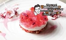 【LEON】春爛漫!桜スウィーツなモテるひと皿