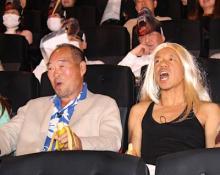 ガッツ石松『キングコング』で4DX体験!「危険が危ない」と動揺
