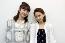 『ひるなかの流星』の永野芽郁と山本舞香、感極まった共演シーンを告白