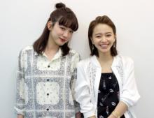 永野芽郁と山本舞香が見た、三浦翔平と白濱亜嵐の素顔とは?