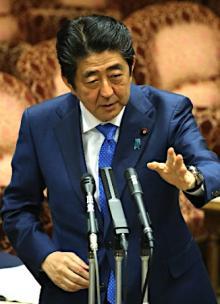 安倍首相、昭恵氏喚問応ぜず