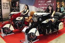 東京モーターサイクルショー開幕