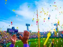 あなたは球場で野球観戦をしたことありますか?