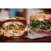 六本木ヒルズに色とりどりのおいしさで春を奏でるサンドイッチが登場!