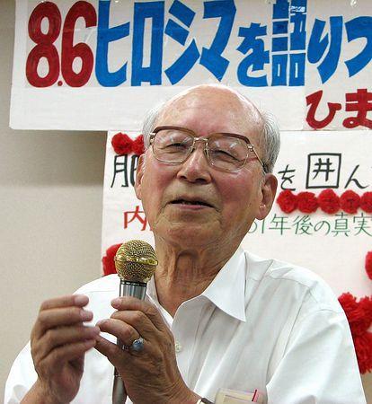 肥田舜太郎さん死去=被爆した医師、100歳