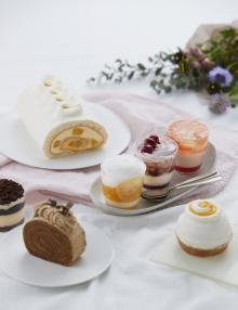 キハチ、ロールケーキやベリーヌの初夏スイーツ