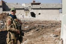 米軍空爆、非戦闘員多数死亡か=モスルで最大200人-米紙