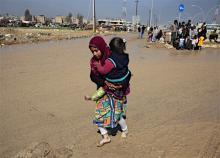 避難民、20万人超える=イラク