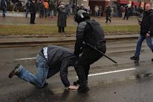 デモ試みた「千人」拘束=ベラルーシ