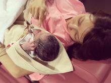 後藤真希、第2子男児出産を報告 ブログのコメント読んで陣痛乗り切る