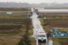 排水路脇に女児遺体=事件の可能性-千葉県警