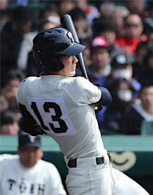 大阪桐蔭が2回戦へ=高校野球