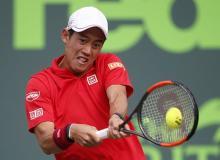 錦織が3回戦へ=西岡、大坂は敗退-マイアミオープンテニス
