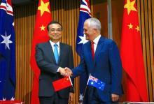 軍事化の考えない=南シナ海施設構築-中国首相