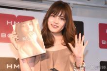 "<span class=""hlword1"">AKB48</span>入山杏奈「裸じゃなくてよかった」撮影中のドッキリ回顧"