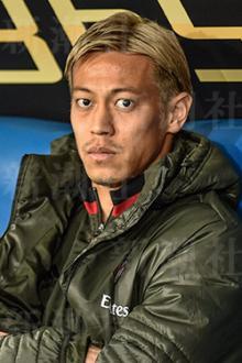 サッカーW杯予選、注目は本田ら「BIG4」のベンチプレー