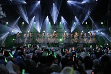欅坂46、初の愛知ライブで8千人を前にパフォーマンス