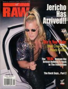 """Y2J<span class=""""hlword1"""">クリス</span>・ジェリコの選択――フミ斎藤のプロレス講座別冊WWEヒストリー第317回(1999年編)"""