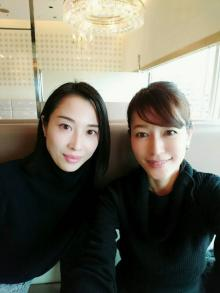 細川直美 加藤浩次の妻と2ショット「頼りにしているママ友」