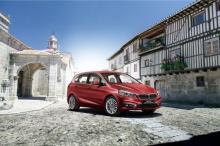 BMW、2シリーズ アクティブ ツアラーの特別限定車を180台限定発売