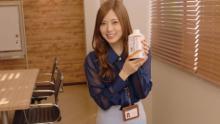 白石麻衣から「好きだよ」の告白!? キュンキュンする 乃木坂46の新CM