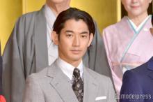 鈴木亮平主演2018年大河ドラマ「西郷どん」のキャストに瑛太ら<8人発表>