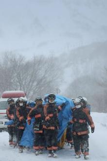 高校生ら8人死亡=スキー場で雪崩-重傷者らけが人多数・栃木